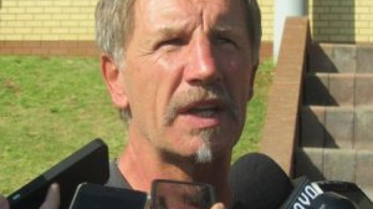 Fear and trepidation is a choice Baxter told Nkatha