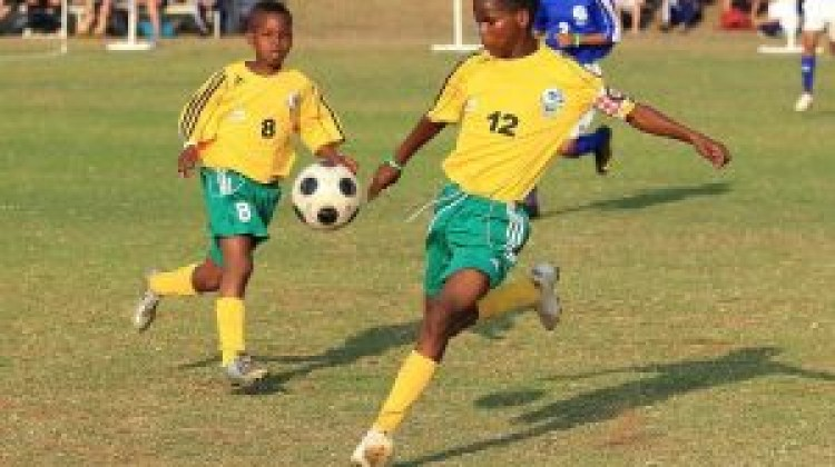 South African u12 school representing SA in the Danone Nations Cup World Finals have mixed fortunes on day 1