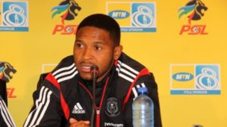Ntshumayelo ready for MTN8 Final and he is feeling no Pain