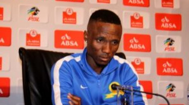 Teko Modise,It was frustrating at times