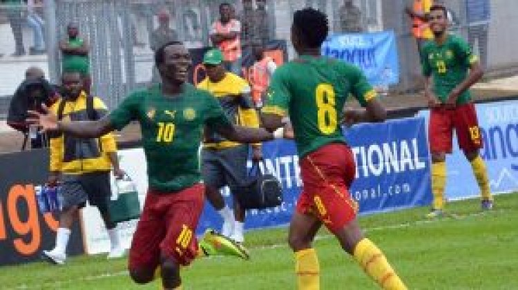 Cameroon rout Ivorians