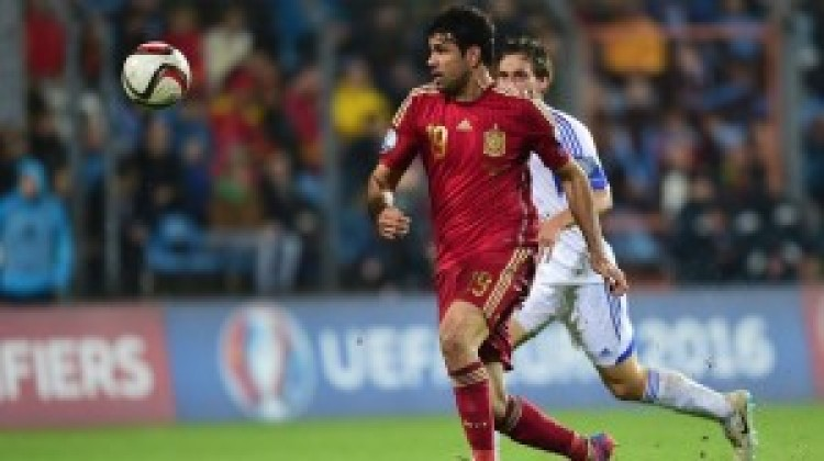 Costa out to build on Spain springboard