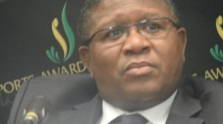 Mbalula, We behind Shakes and the boys selected for National Duty