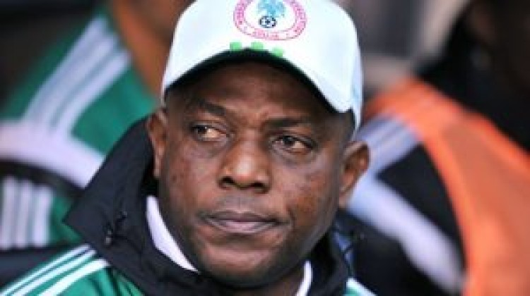 Stephen Keshi dies suddenly at 54