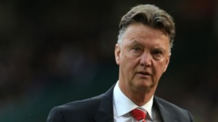 Van Gaal says his players gave everything