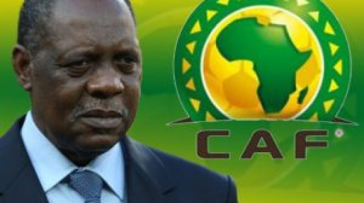 MOTION OF SUPPORT AND SOLIDARITY TO THE PRESIDENT OF THE CONFEDERATION OF AFRICAN FOOTBALL