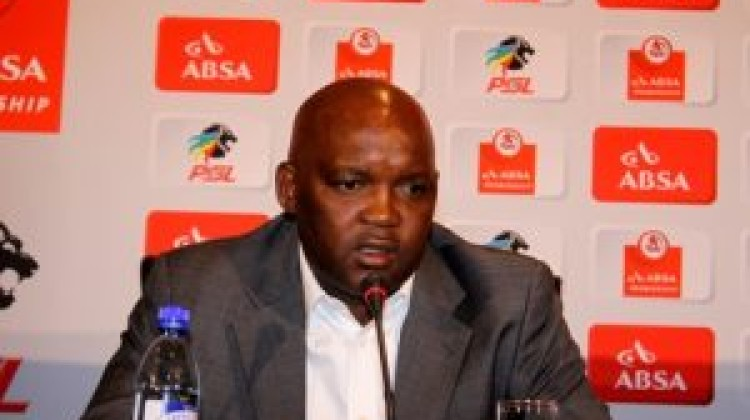 Pitso, I'm not going to wait for 5 years to find another Bongani Zungu