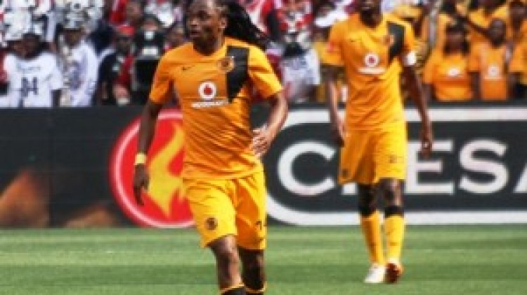 Shabba Pens 3 years with Current team Kaizer Chiefs