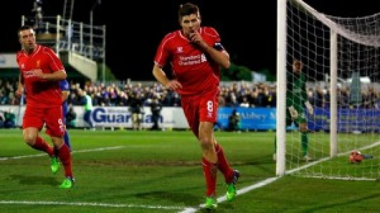Rodgers: FA Cup win would be perfect send-off for Gerrard