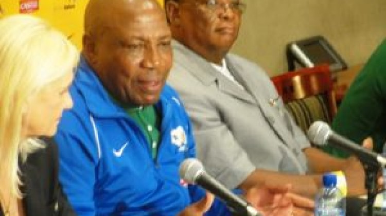 Mashaba names final 23-man squad for AFCON 2015
