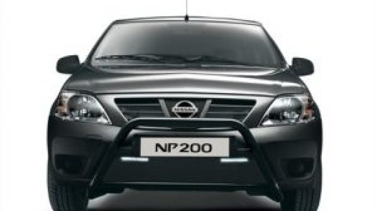 Nissan celebrates market leadership with NP200 Stealth Special Edition