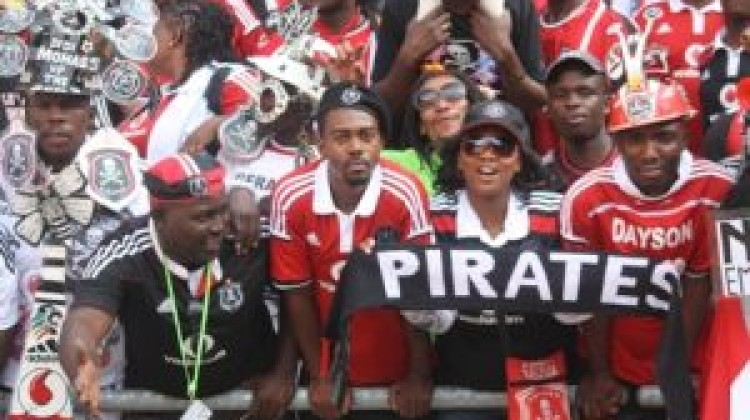 Pirates will relay on their 12 Man to be African giant Alhly