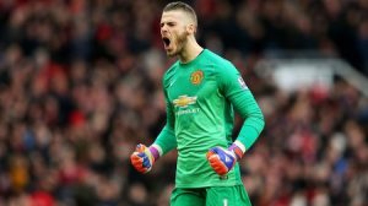 De Gea: I'm learning so much from Valdes