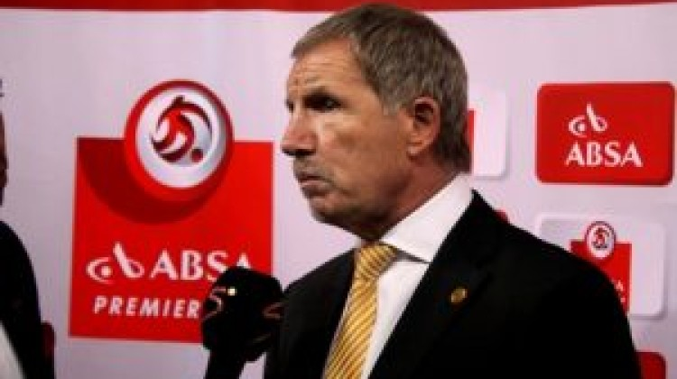 Baxter reunite with Kingston Nkatha as he takes over Supersport United