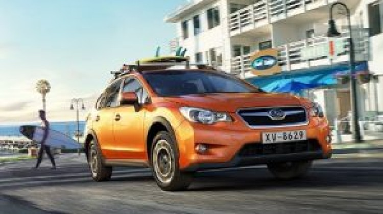 Confidence in Motion – that's Subaru!