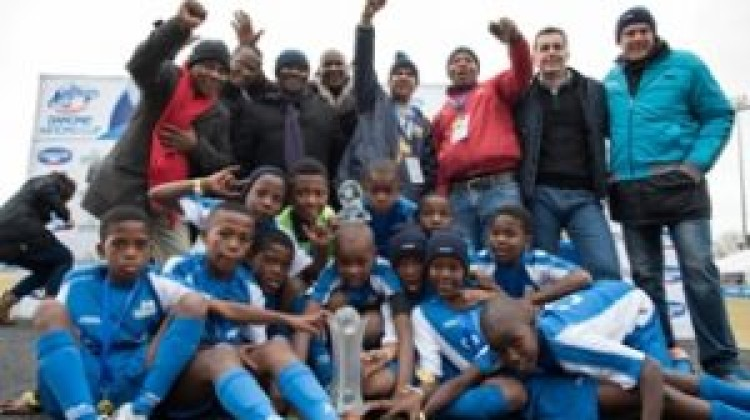 Gauteng's Bree Primary to head off to Morocco to compete in the Danone Nations Cup World Finals