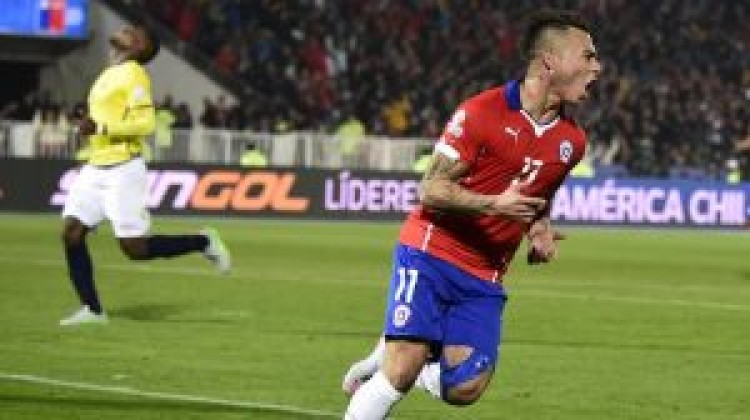 Hosts Chile open with win