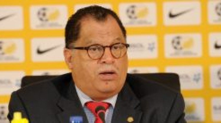 Danny Jordaan, well done to Owen Da Gama and the boys