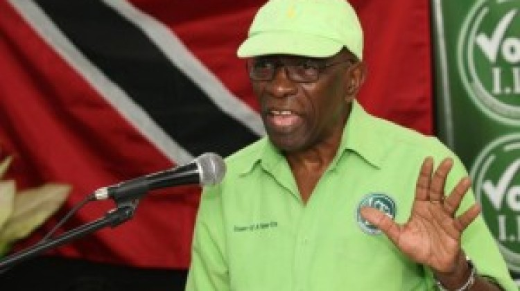 Fifa's Jack Warner accused of diverting funds intended for Haiti earthquake victims