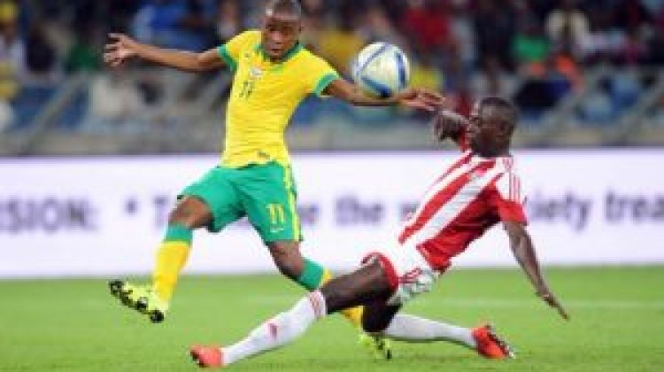 Bafana Bafana were held to a disappointing goalless draw