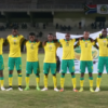 The SA u23 squad to Rio Olympic Games