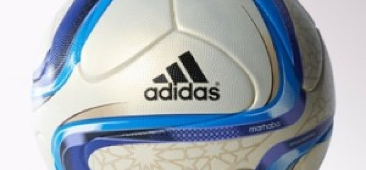 Win one of two 2015 CAF Confederation Cup balls with adidas!