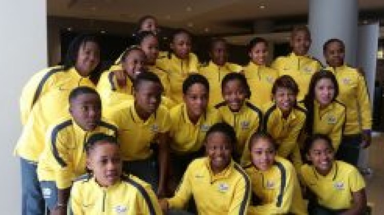 SA u17 Women back in camp for crucial WC qualifier