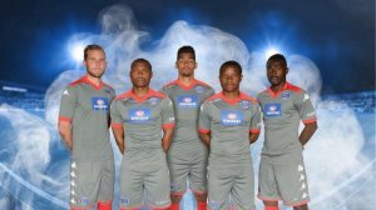 SuperSport United unveil new away 2015/16 kit
