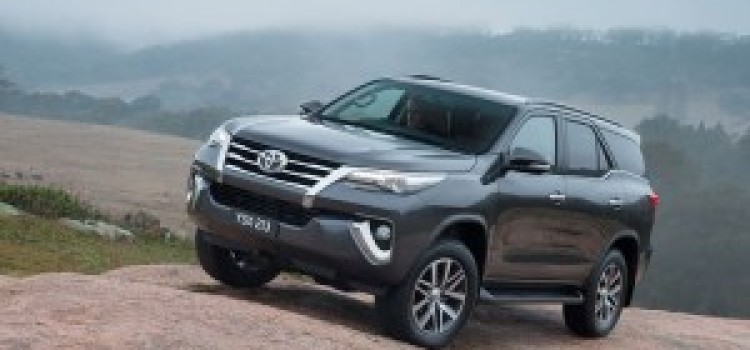 The all-new, bolder Toyota Fortuner bows in
