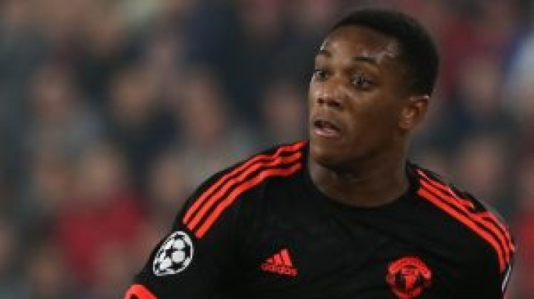 AnthoAnthony Martial Man u Strikerny Martial (hamstring) is a doubt for Manchester United