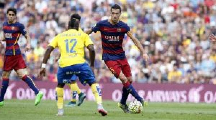 Sergio Busquets says win is big, but team is already focused on Bayer Leverkusen