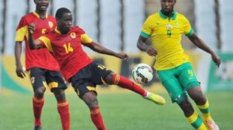 Bafana failed to qualify for Chan 2015