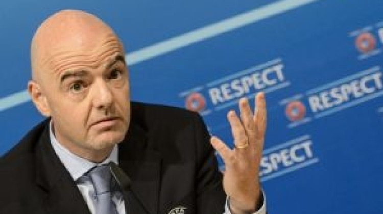 Africa's failure to vote for Gianni Infantino has hit back