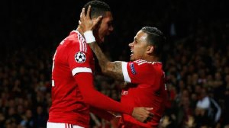 Manchester United returned to winning ways in the Champions League