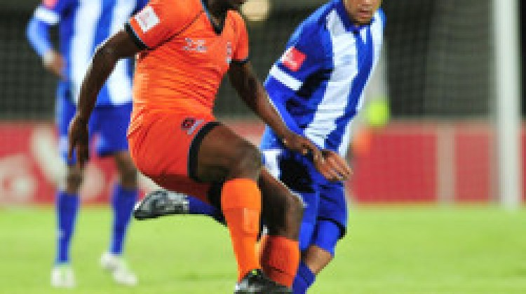 Last minute goal seal win for Polokwane