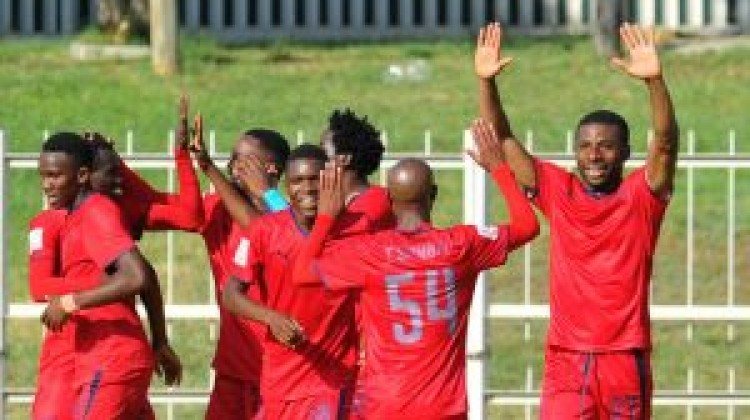 Jomo Cosmos will square off against Orlando Pirates this afternoon