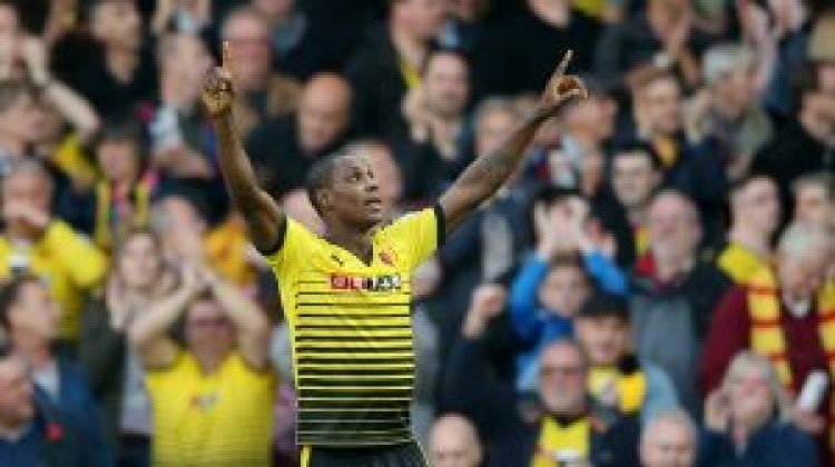 Watford forward Odion Ighalo admits it would be hard to reject Man Utd