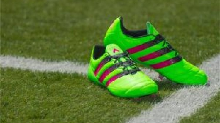 check out cf432 f57a0 Boss the Football field in adidas Ace 16+ Primeknit ...
