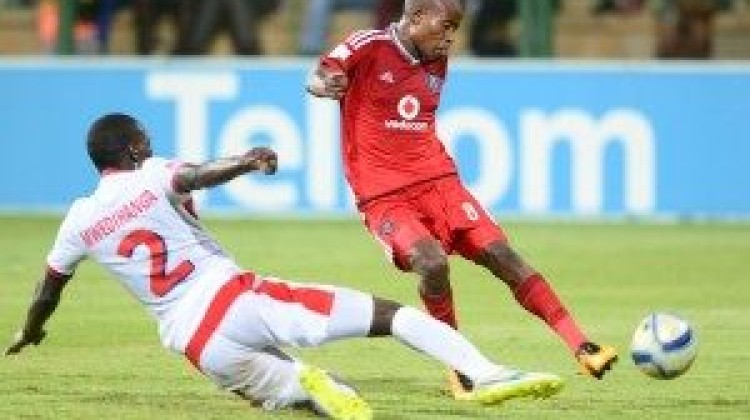 Orlando Pirates jumps to seventh on the Absa Premiership standings