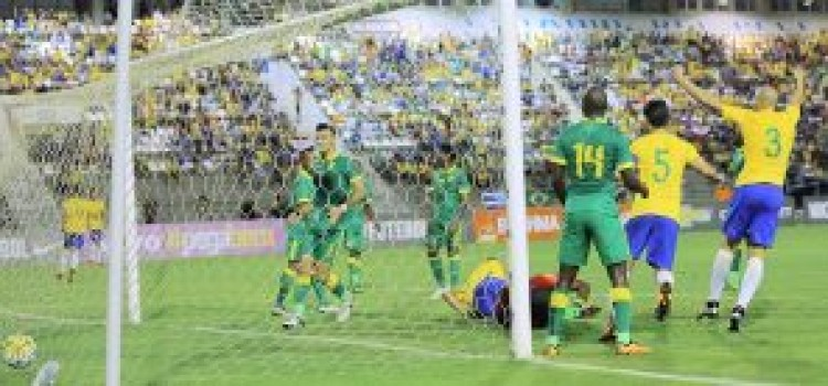 SA Olympic Team suffer from defensive errors