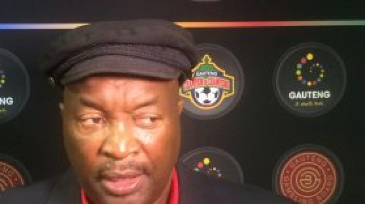 Jomo Sono, We want to win it for Motivation