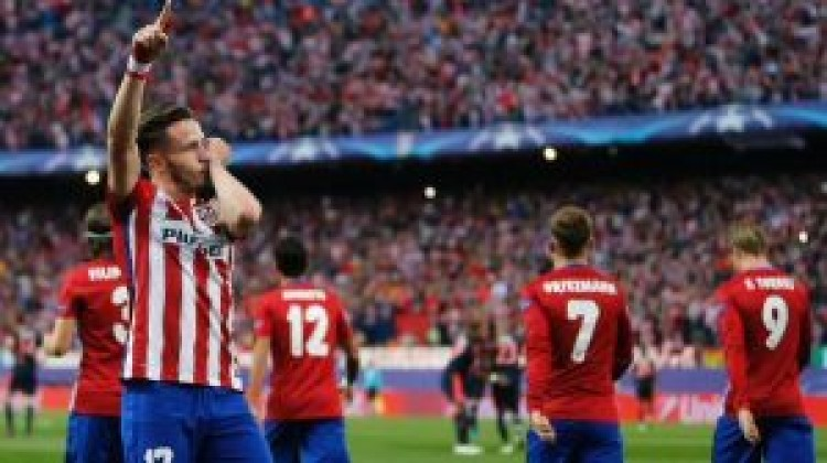 Atletico Madrid star Saul Niguez says goal against Bayern was best of his career