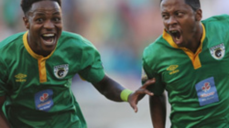 Baroka FC were crowned as National First Division champions