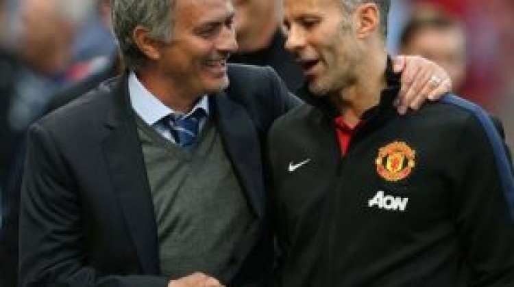 Ryan Giggs to QUIT Manchester United if Jose Mourinho is appointed as Louis van Gaal's successor