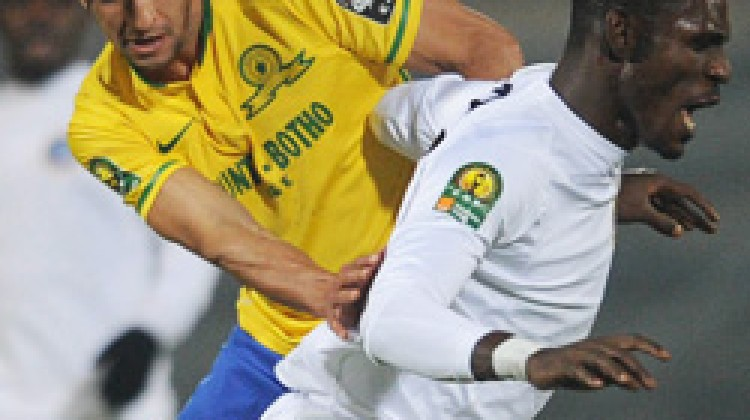 Downs 2-1 Enyimba  in CAF Champions League