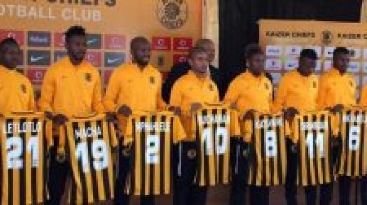 Chiefs announce new players and technical Team