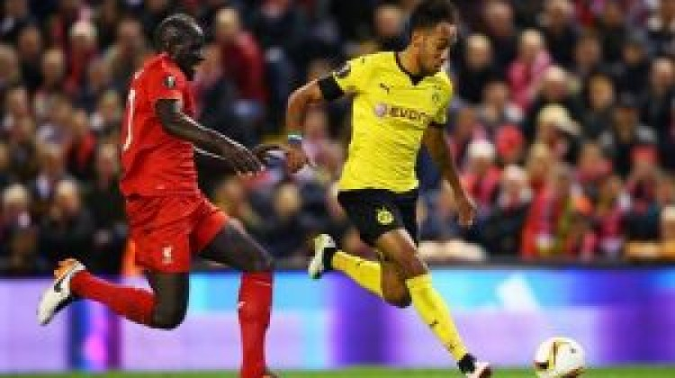 City 'in talks with Aubameyang