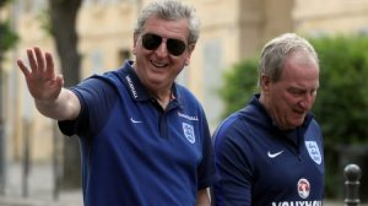Roy Hodgson has eyes on Slovakia amid discussion about his England future