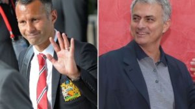 Ryan Giggs walks away from Manchester United as Jose Mourinho looks to concentrate his power
