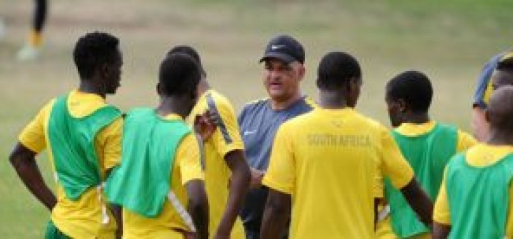 SA u23 beat Sundowns 3-0 in practice match